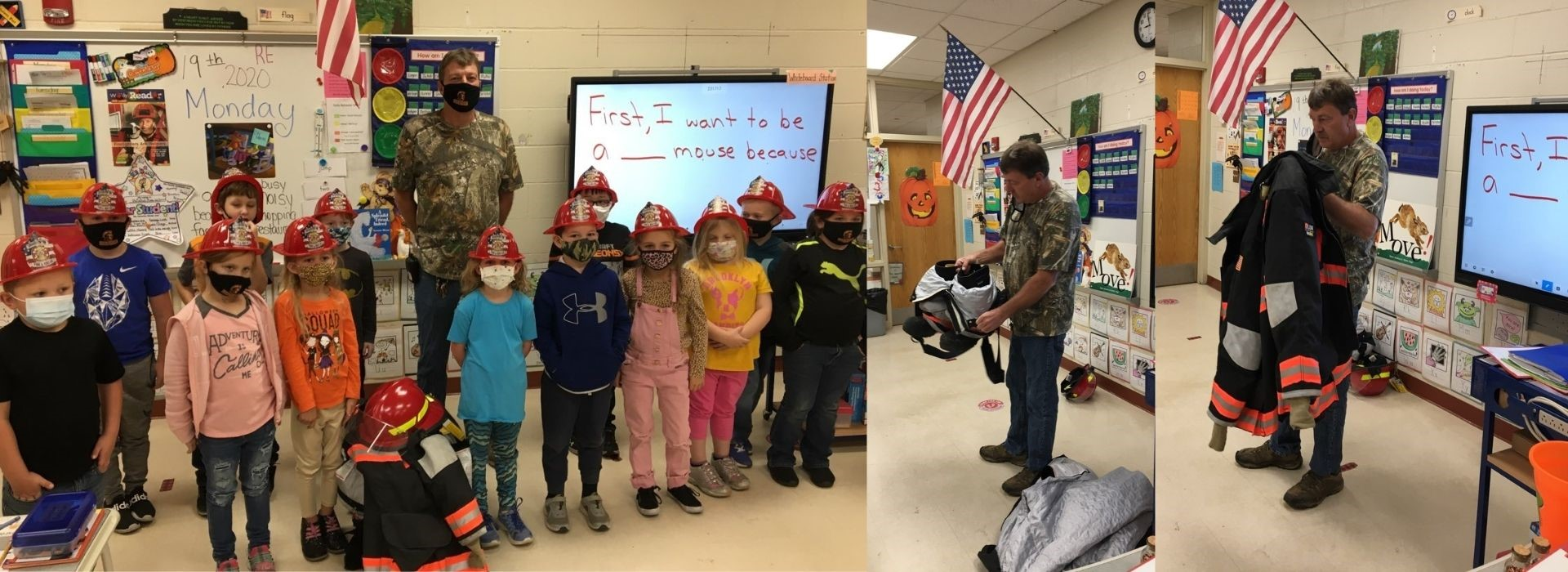 fire safety in 1st